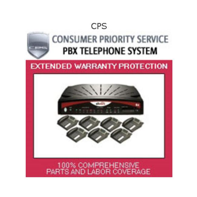 Consumer Priority Service PBX+8-3-2000 3 Year PBX Telephone System + 8 under $2 000. 00