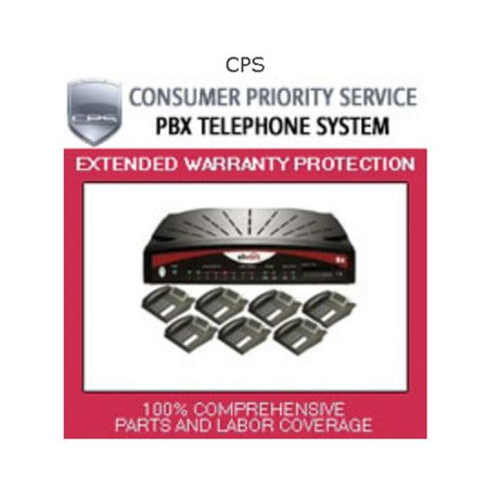 - Consumer Priority Service PBX+8-3-2000 3 Year PBX Telephone System + 8 under $2 000.00