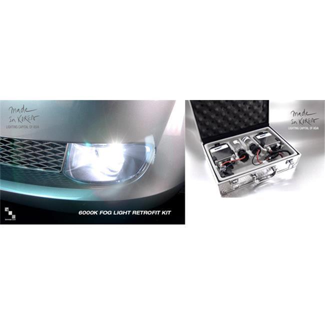 Bimmian HIUAA2WYL XenoFlo Xenon HID Bulb Upgrade- For Any...