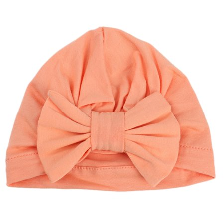 Baby Girls Boys Flower Bow Turban Hat Headband Hairband Headwear Cap NEW -  Walmart.com 637c04e56a4