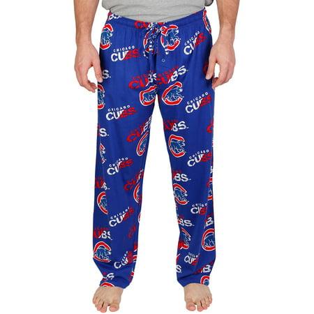 Mlb Chicago Cubs Forerunner Big Mens Aop Knit Pant  2Xl