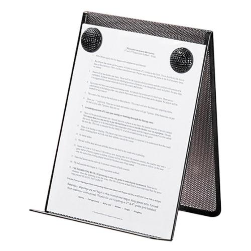 Rolodex Mesh Document Holder - Black - Steel