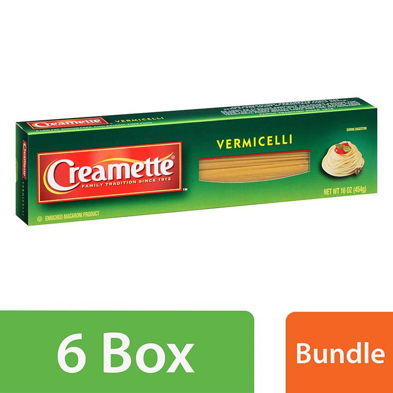 (6 Pack) Creamette® Vermicelli 16 oz. Box
