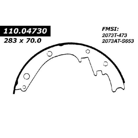 OE Replacement for 1987-1988 Chevrolet R10 Suburban Rear