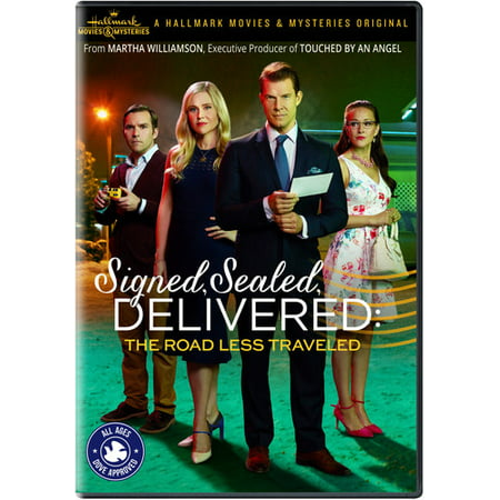 Signed, Sealed, Delivered: The Road Less Traveled (DVD)