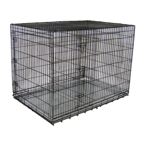 Go Pet Club Folding Pet Crate