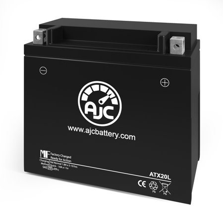 Yamaha Viking 973CC Snowmobile Replacement Battery (2009) - This is an AJC Brand Replacement - image 1 of 4