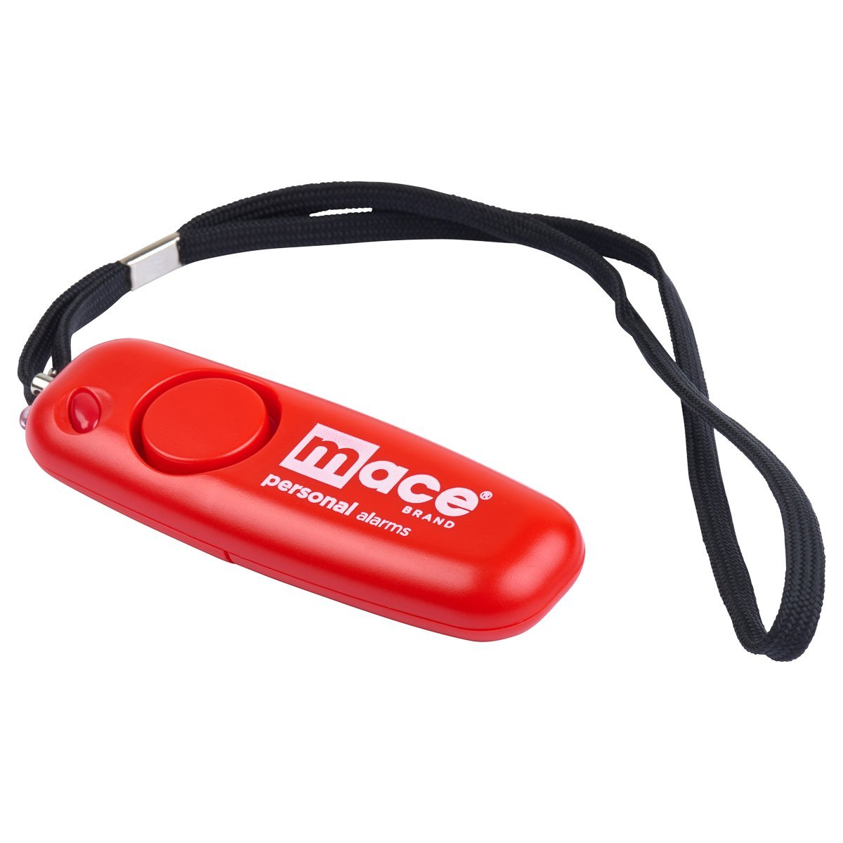 Mace Brand 130 dB Personal Rape/Jogger/Student Emergency Alarm with LED Light and Included AAA Batteries