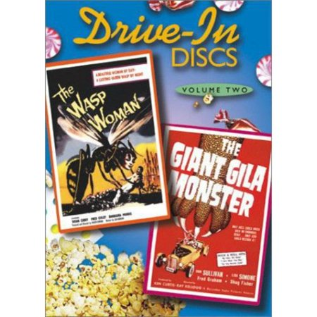 Drive-In Discs, Vol.2: Giant Gila Monster/ The Wasp Woman