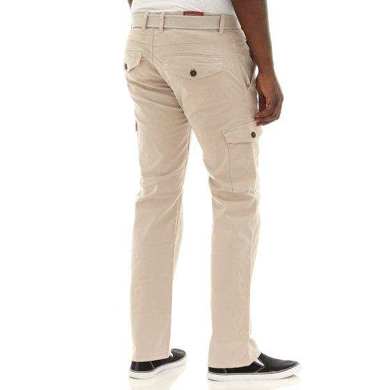 87e54fba015bad Jordan Craig - Jordan Craig Men s Slim Fit Stretch Twill Belted ...