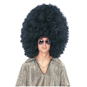 Adult Super-size Black Afro