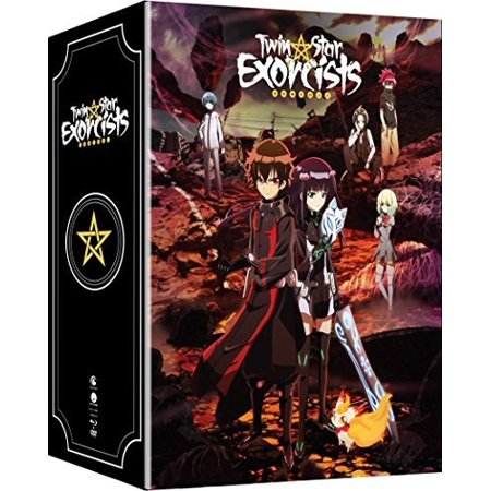 Twin Star Exorcists - Part One Plus Collector's Box (Blu-ray + DVD) - Plus Size Movie