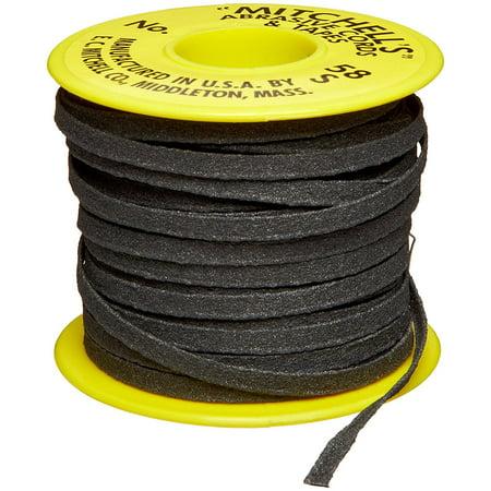 58-S Flat Abrasive Tape, Silicon Carbide 150 Grit 3/16
