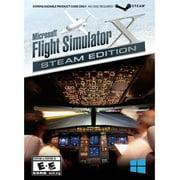 Mad Catz FSX43SW100SWAO Mad Catz Flight Simulator X: Steam Edition - Flying/Simulation Game - PC