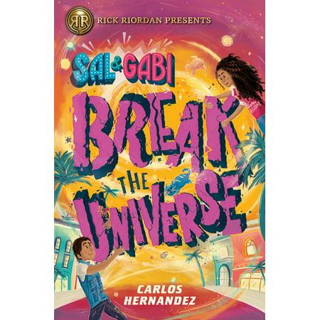 Comp Seal (Sal and Gabi Break the Universe (A Sal and Gabi Novel, Book 1))