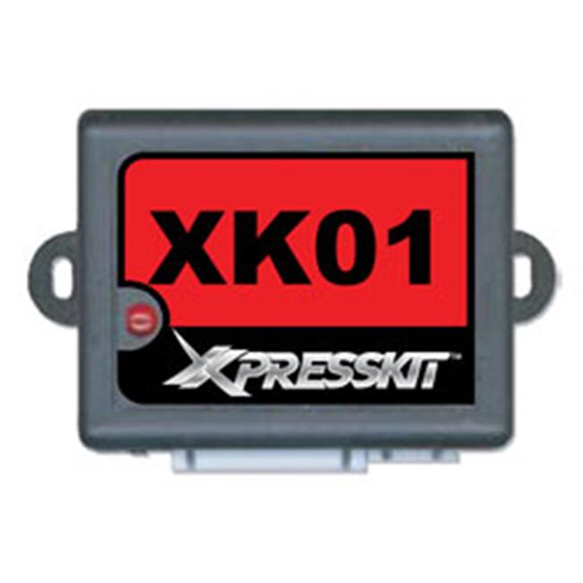 Directed XK01 XpressKit SoleX Door Lock & Alarm Control Interface - GM-Chrysler-Dodge-Jeep