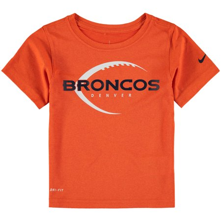 Denver Broncos Nike Toddler Legend Icon Performance T-Shirt - Orange