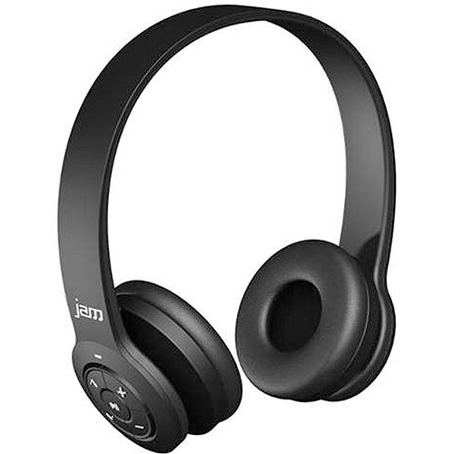 HMDX HX-HP420 Jam Transit Bluetooth Headphones with Microphone