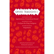 Greek Tragedies 1 - eBook