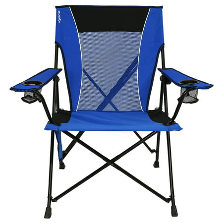 Kijaro Maldives Blue Dual Lock Chair