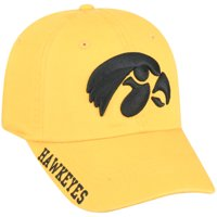 Iowa Hawkeyes Charcoal Washed