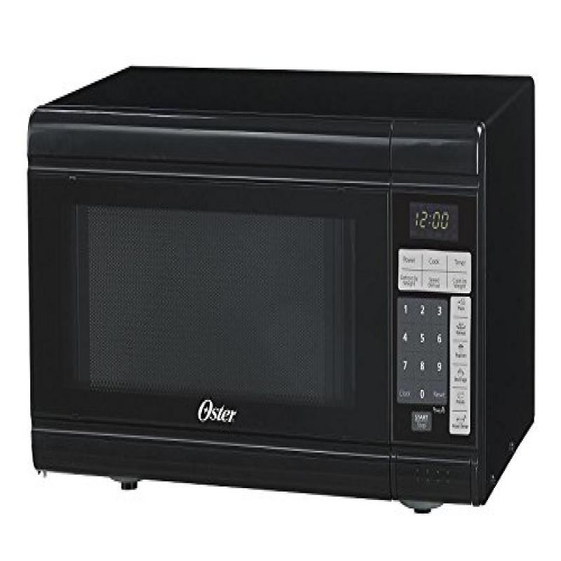Oster 0.9 Cu. Ft. 900W Microwave Oven