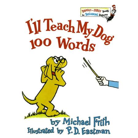 I'll Teach My Dog 100 Words](L Halloween Words)