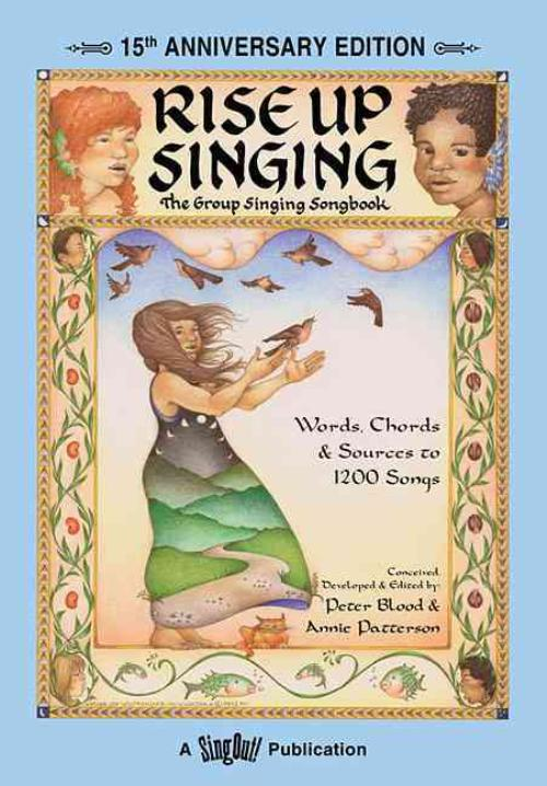 Rise Up Singing Peter Blood Annie Patterson Paperback
