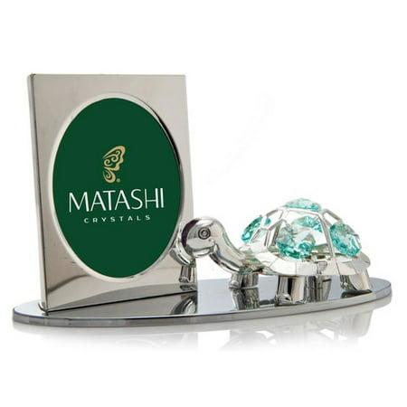 - Matashi Crystal Cartoon Tortoise Picture Frame