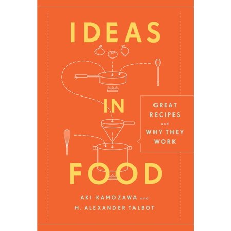 Ideas in Food : Great Recipes and Why They Work - Circus Food Ideas
