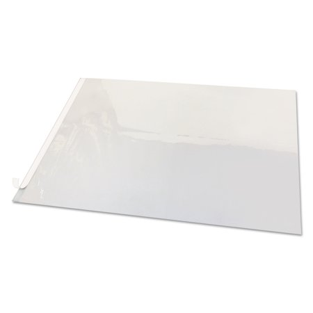 Second Sight Clear Plastic Desk Protector, 36 x 20