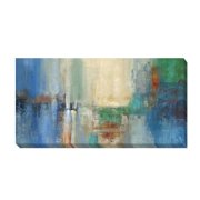 Artistic Home Gallery 'Color Field' by Theo Beck Painting Print on Wrapped Canvas