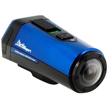 Coleman AktivSport CX9WP Digital Camcorder - 1u0022 OLED - Full HD - Blue (cx9wpbl)