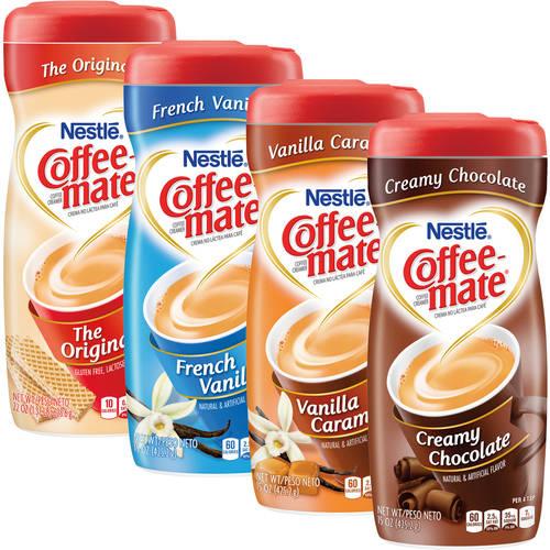 Coffee-Mate Pick Your Flavor Bundle (Pick 2)