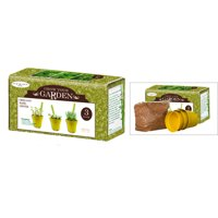 Grow Your Garden Planter Kit, Set of 3 Herbs