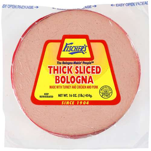 Specialty Foods Fischers  Bologna, 16 oz