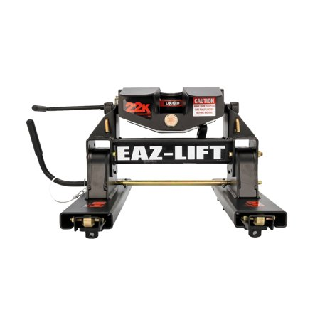 - Camco 48627 5Th Wheel Hitch 22K Slider Eazlift
