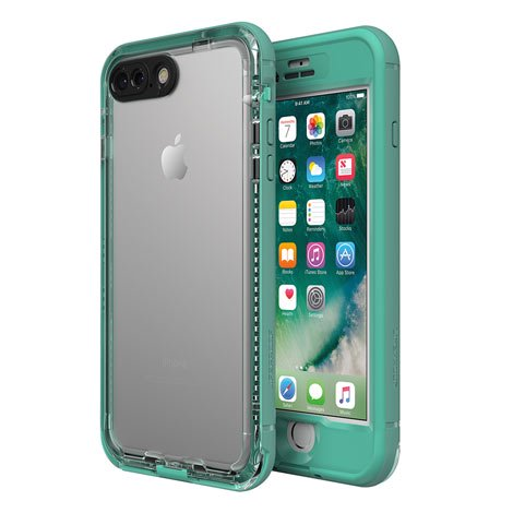 quality design 3811a 99058 LifeProof NÜÜD Protective Waterproof Case iPhone® 7 Plus - Mermaid Teal