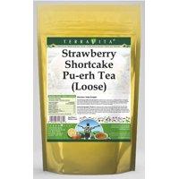 Strawberry Shortcake Pu-erh Tea (Loose) (4 oz, ZIN: 544806)