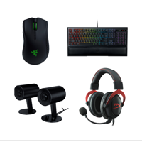 Save BIG on PC Gaming Accessories