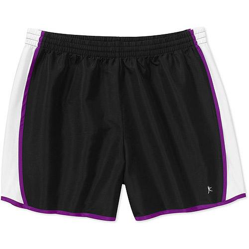 Danskin Now Women's Plus-Size Running Shorts