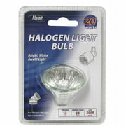 Alpine RBL1220 Halogen Replacement Bulb-Watt5.3 Base MR16 Pack of 12