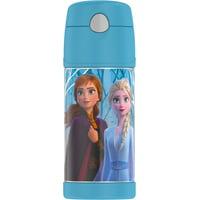 Thermos Disney Frozen 2 12 Oz. Funtainer Bottle
