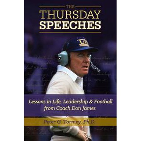 Ou Football Coaches Halloween (The Thursday Speeches: Lessons in Life, Leadership, and Football from Coach Don James -)