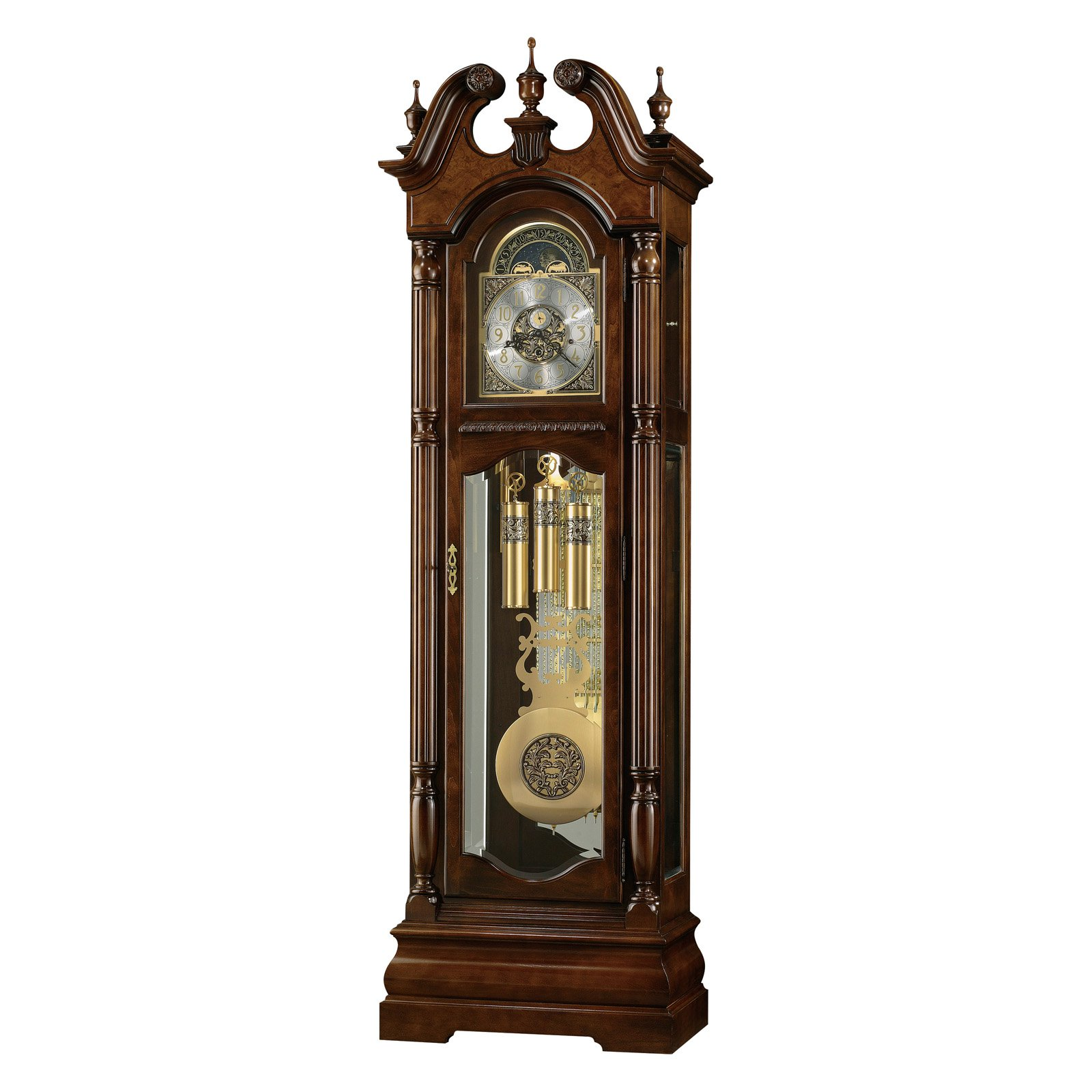 Howard Miller 611-142 Edinburg 82nd Anniversary Grandfather Clock by Howard Miller