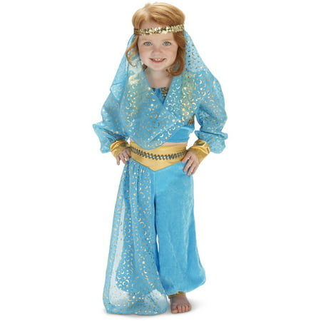 Magical Genie Toddler Halloween Costume, Size - Baby Genie Costume