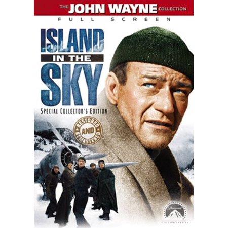 Island In The Sky (DVD)