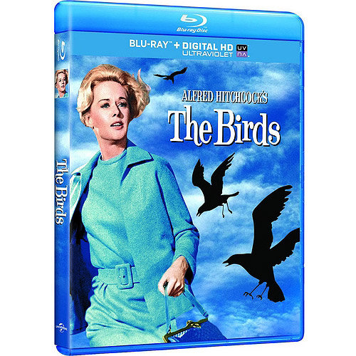 The Birds (Blu-ray   Digital HD) (With INSTAWATCH) (Widescreen)
