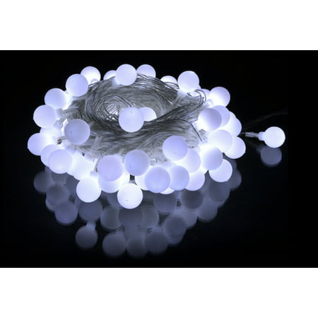 100 led 328ft linkable globe round ball fairy light indoor string lights for christmas
