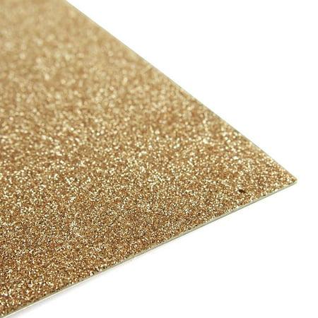Glitter EVA Foam Sheet, 9-1/2-Inch x 12-Inch, 10-Piece